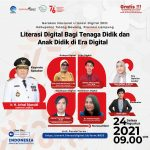 Literasi Digital Bagi Tenaga Pendidik dan Anak Didik Oleh Kemenkominfo